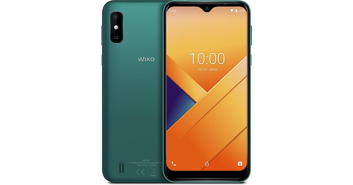 Wiko Y81, grün