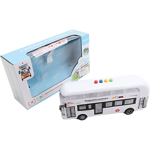 Автобус Наша Игрушка City bus, инерционный от Наша Игрушка