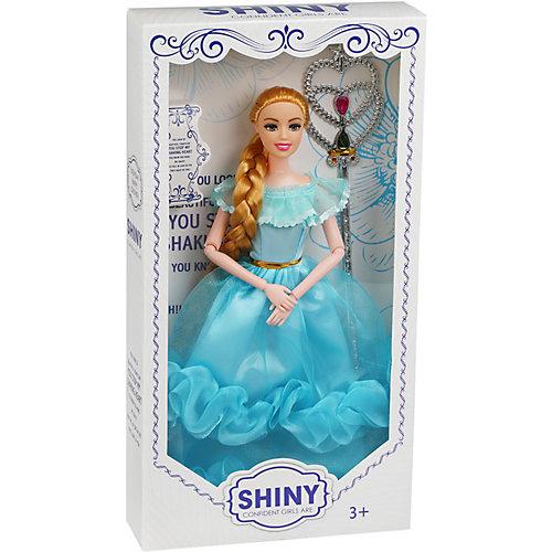 Кукла в бальном платье Наша Игрушка, 28 см от Наша Игрушка