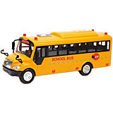 Школьный автобус Наша Игрушка, инерционный