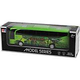 Автобус Наша Игрушка Model series Dinosaur, инерционный