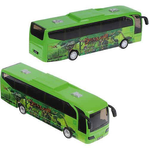 Автобус Наша Игрушка Model series Dinosaur, инерционный от Наша Игрушка