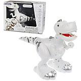 Интерактивный танцующий динозавр Наша Игрушка, свет, звук