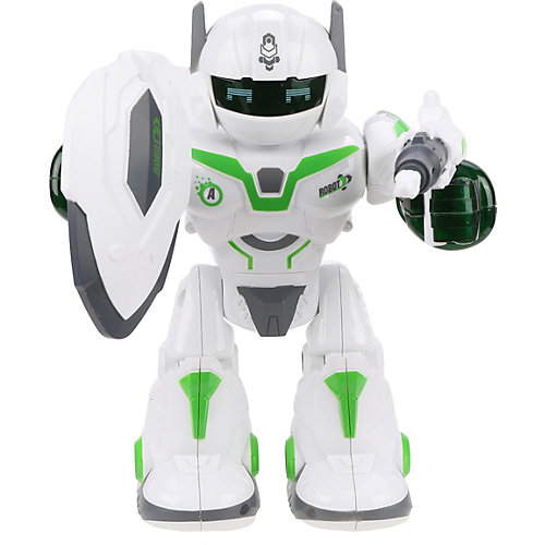 Робот электронный Наша Игрушка, свет, звук от Наша Игрушка