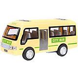 Автобус Наша Игрушка City bus, инерционный