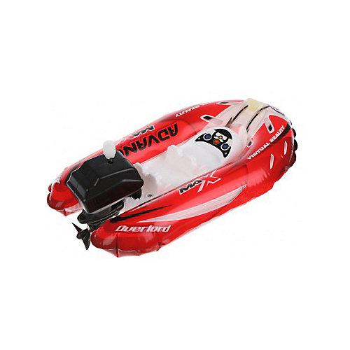 Лодка Наша Игрушка, с заводным механизмом от Наша Игрушка