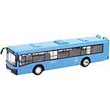 Автобус Наша Игрушка Автопарк, инерционный