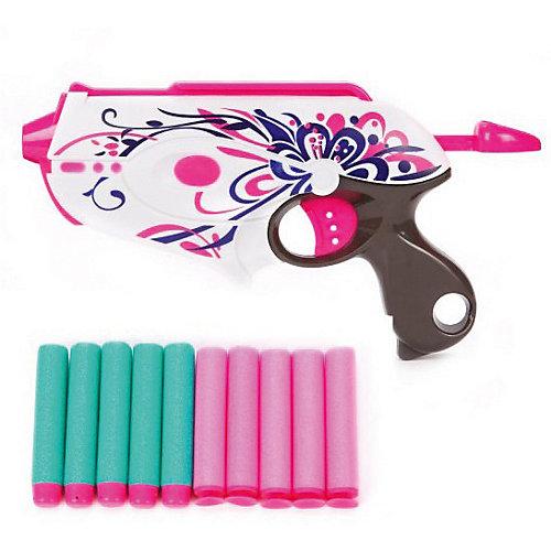 Бластер с мягкими пулями Наша Игрушка, 10 м/пуль от Наша Игрушка