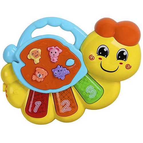 "Обучающее пианино Smart Baby ""Гусеница"" от Smart Baby"