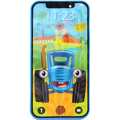 """Музыкальный телефончик Smart Baby """"Синий Трактор"""" от Smart Baby"""
