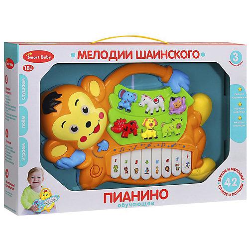 """Обучающее пианино Smart Baby """"Обезьяна"""" от Smart Baby"""