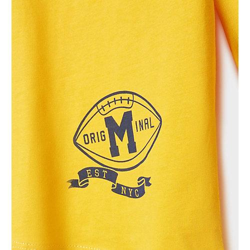 Лонгслив Original Marines - желтый от Original Marines