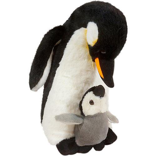 Мягкая игрушка Keel toys Пингвины мама и детеныш, 30 см от Keel Toys