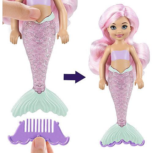 """Кукла Barbie """"Мода В3"""" Челси-русалка от Mattel"""