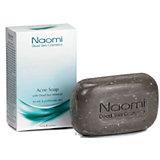 Мыло против акне Naomi с минералами Мёртвого моря, 125 г