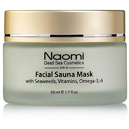 Маска для лица Naomi с эффектом сауны, 50 мл