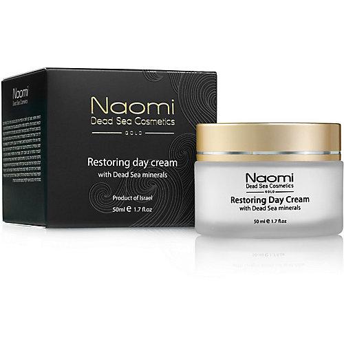 Дневной крем для лица Naomi с минералами Мертвого моря, 50 мл