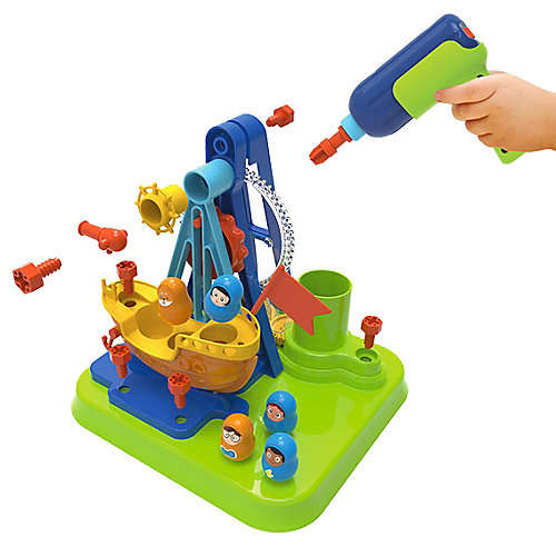 Конструктор Edu-Toys Качели, 52 детали от Edu-Toys