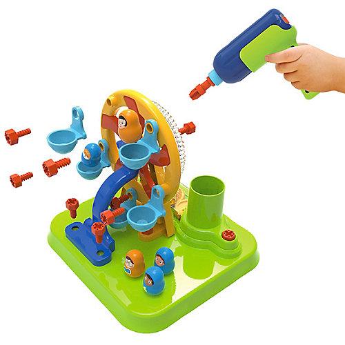 Конструктор Edu-Toys Колесо обозрения, 46 деталей от Edu-Toys