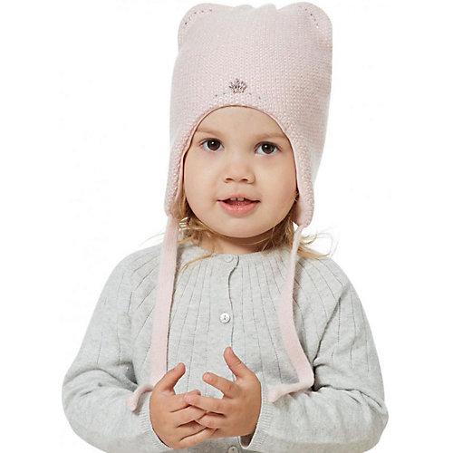 Шапка Kotik Флоренси - светло-розовый от Kotik