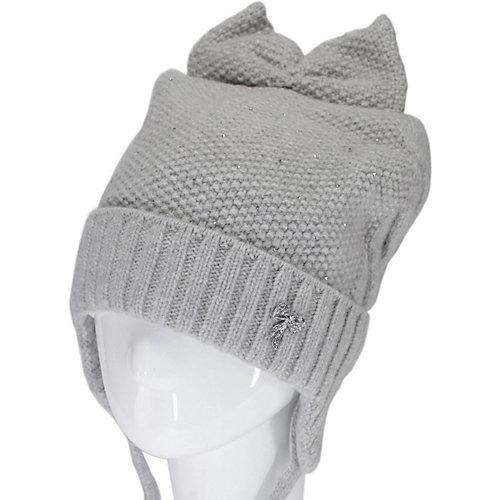 Шапка Kotik Приста - светло-серый от Kotik