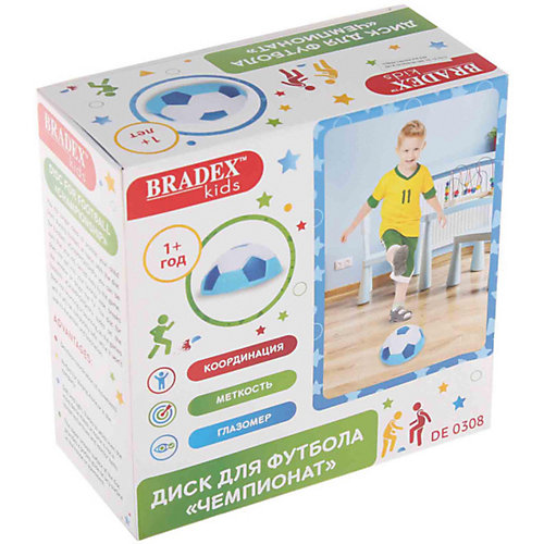 Диск для футбола Bradex Чемпионат от Bradex