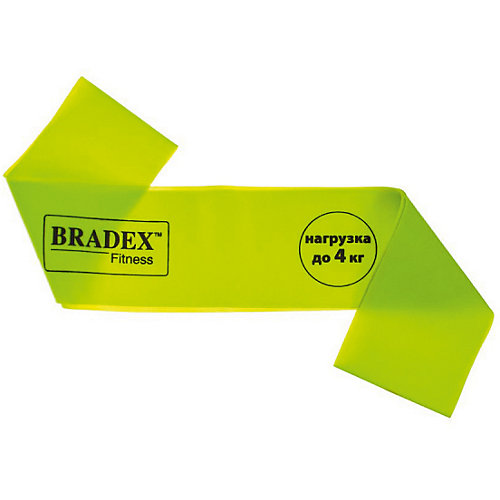 Эспандер-лента Bradex, нагрузка до 4 кг от Bradex
