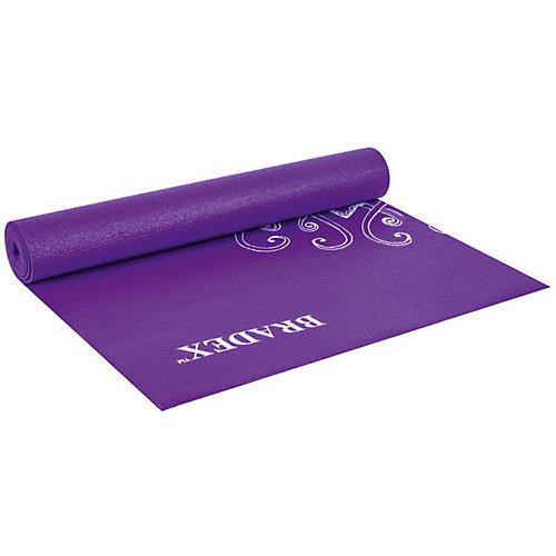 Коврик Bradex для йоги и фитнеса от Bradex