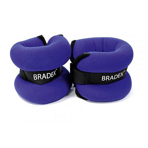 Утяжелители Bradex Геракл Экстра, 1,5 кг пара от Bradex