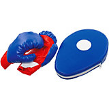 Набор для бокса Bradex Двойной удар