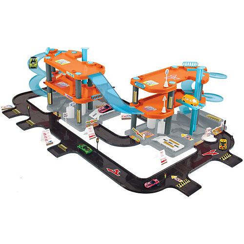 Игровой набор Mochtoys Большая парковка от Mochtoys