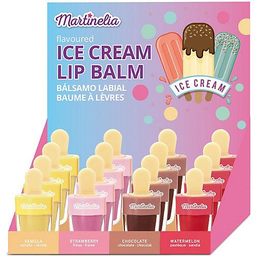 Бальзам для губ Martinelia Эскимо, аромат ванили от Martinelia