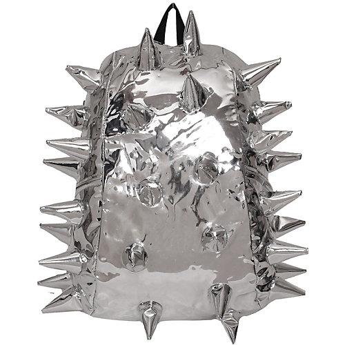 Рюкзак MadPax Rex Full Spike Chrome, 46х36х20 см - серебряный от MadPax