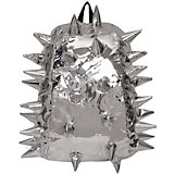 Рюкзак MadPax Rex Full Spike Chrome, 46х36х20 см