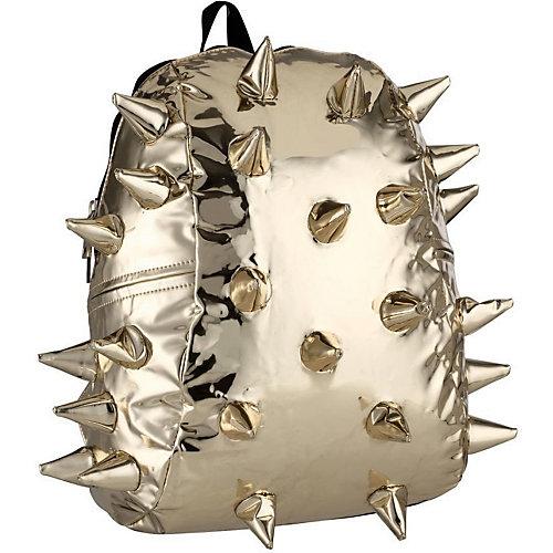 Рюкзак MadPax Rex Half Metallic 24 Karat, 36х30х15 см - золотой от MadPax