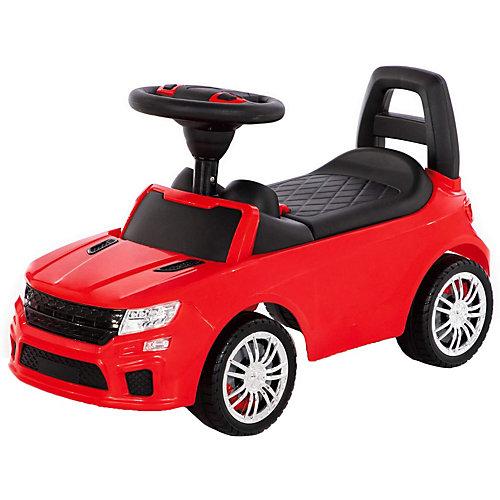 Каталка-автомобиль Полесье SuperCar №6, звук от Полесье