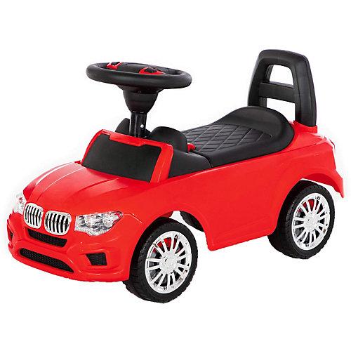 Каталка-автомобиль Полесье SuperCar №5, звук от Полесье