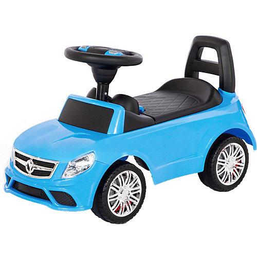 Каталка-автомобиль Полесье SuperCar №3, звук от Полесье