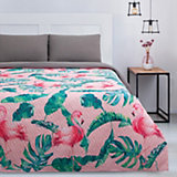 Покрывало Этель Tropical flamingo, 175х210 см