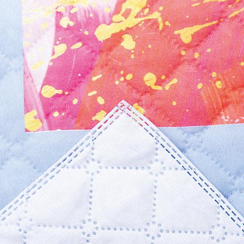 Покрывало Этель Winter joy, 230х210 см - голубой от Этель