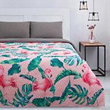 Покрывало Этель Tropical flamingo, 190х205 см