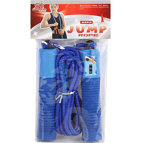 Скакалка Джамбо Тойз, 2.7 м, цвет синий от Джамбо Тойз