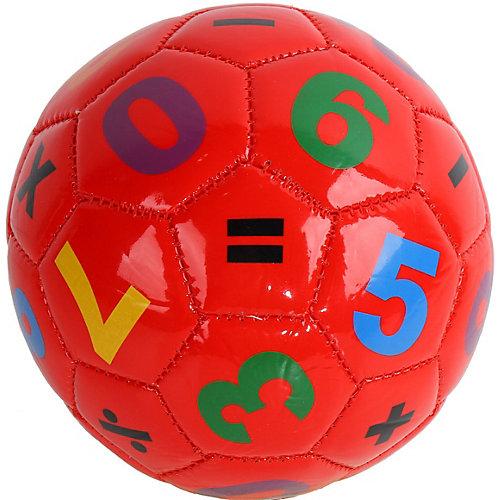 "Футбольный мяч Джамбо Тойз ""Цифры"", размер 2 от Джамбо Тойз"