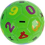 "Футбольный мяч Джамбо Тойз ""Цифры"", размер 2"