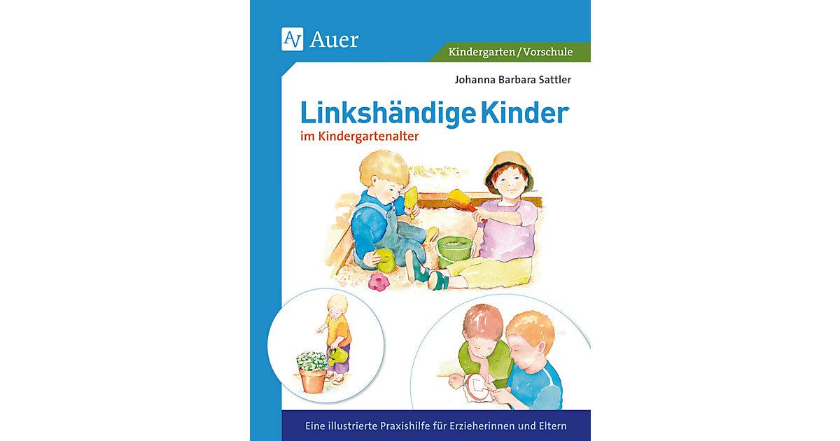Auer Verlag · Linkshändige Kinder im Krippen- und Kindergartenalter