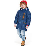 Утеплённая куртка Oldos Дилан