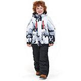 Комплект Oldos Аксель: куртка и полукомбинезон