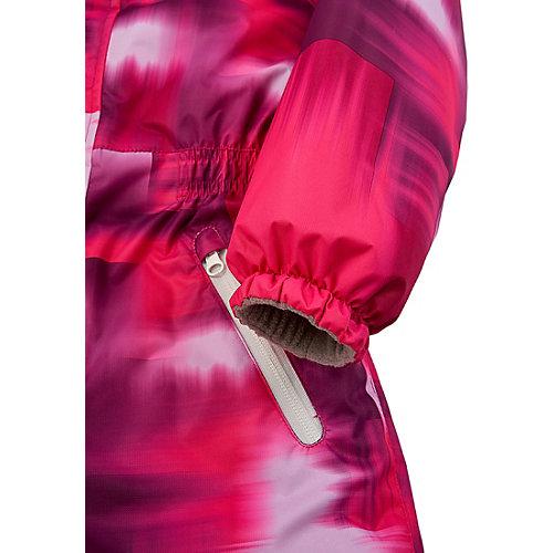Утеплённый комбинезон Oldos Энди - розовый