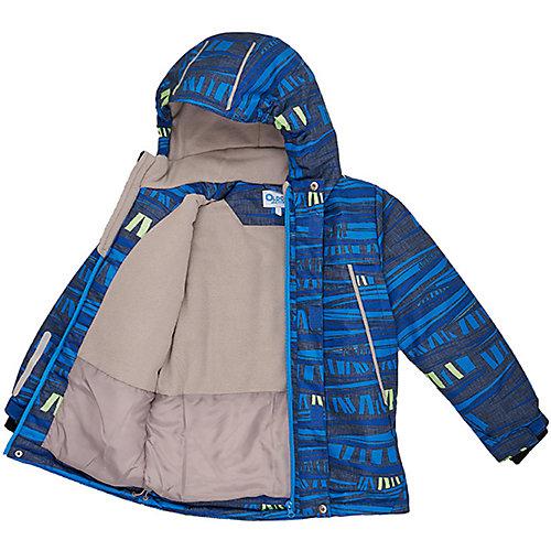 Комплект Oldos Роджер: куртка и полукомбинезон - синий