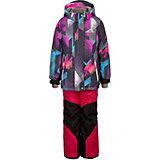 Комплект Oldos Пенелопа: куртка и полукомбинезон